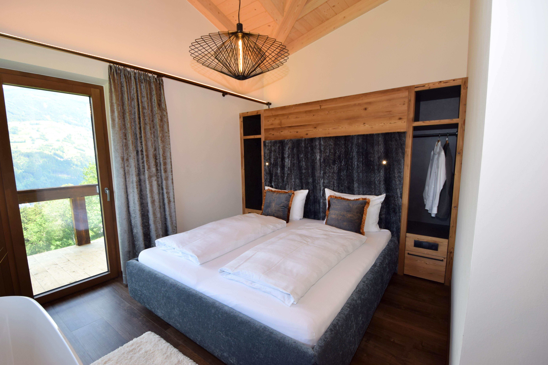 Ferienhaus Mittleres Zillertal 3 - Appartement 2 - Schlafzimmer
