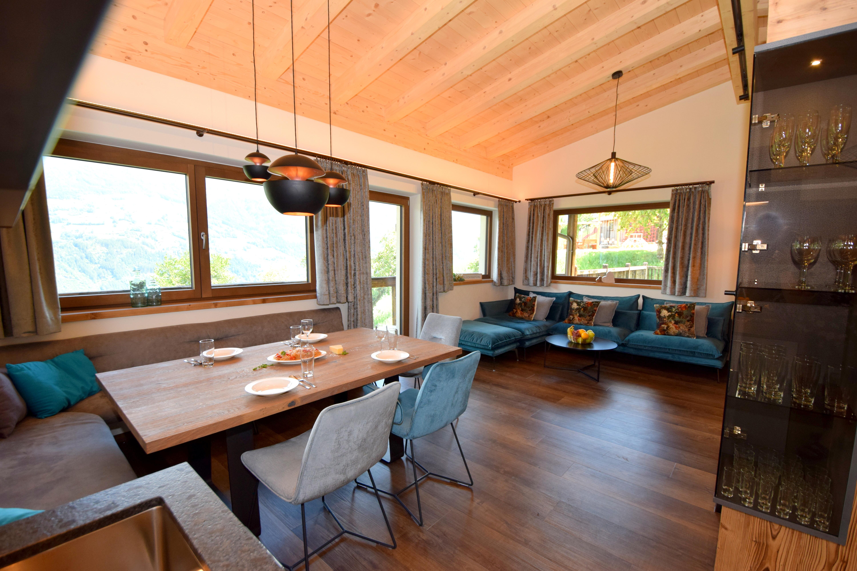 Ferienhaus Mittleres Zillertal 3 - Appartement 2 - Wohnbereich