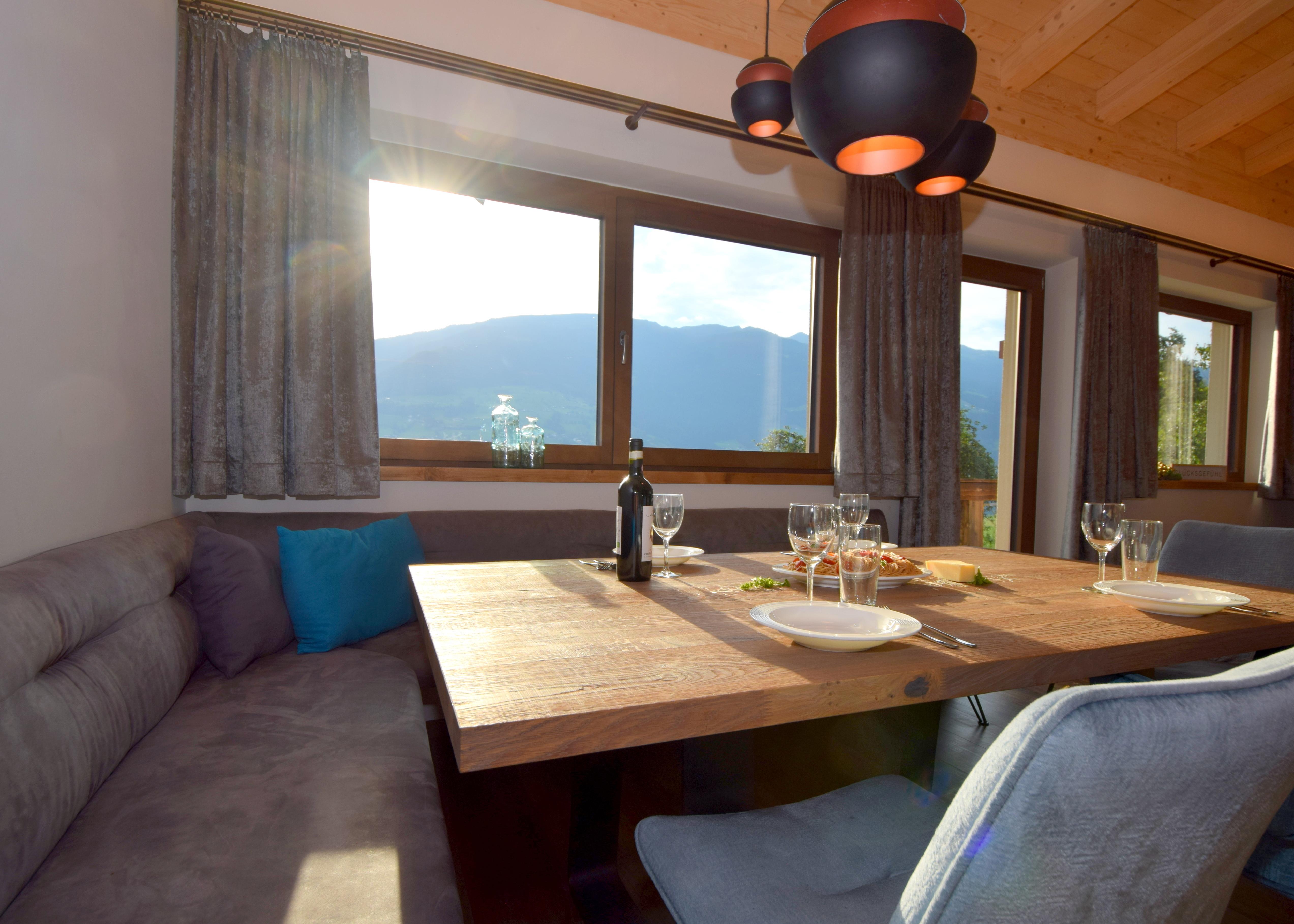 Ferienhaus Mittleres Zillertal 3 - Appartement 2 - Wohnzimmer