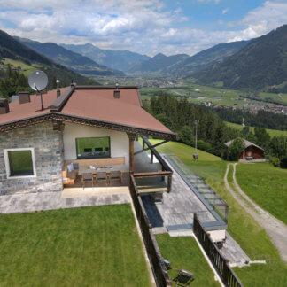 Ferienhaus Mittleres Zillertal 3 - Aussenansicht