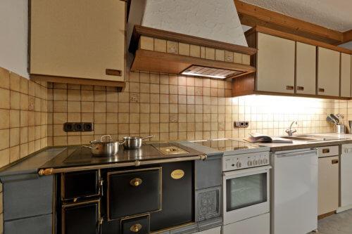 Selbstversorgerhaus Vorderes Zillertal - Appartement 1 - Küche