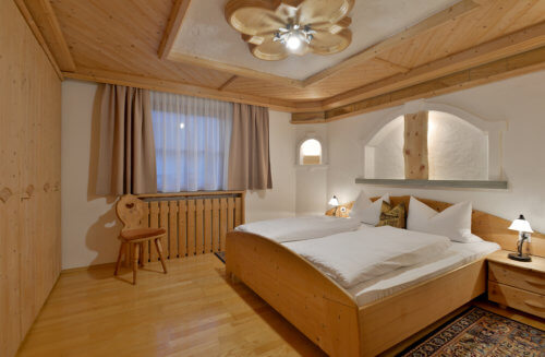 Selbstversorgerhaus Vorderes Zillertal - Appartement 1 - Schlafzimmer