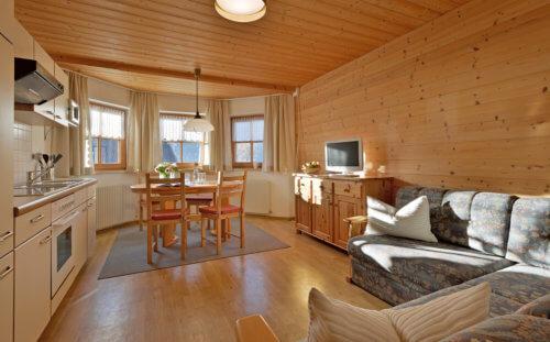 Selbstversorgerhaus Vorderes Zillertal - Appartement 3 - Küche