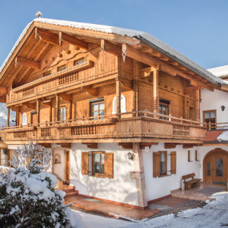 Selbstversorgerhaus Vorderes Zillertal - Aussenansicht