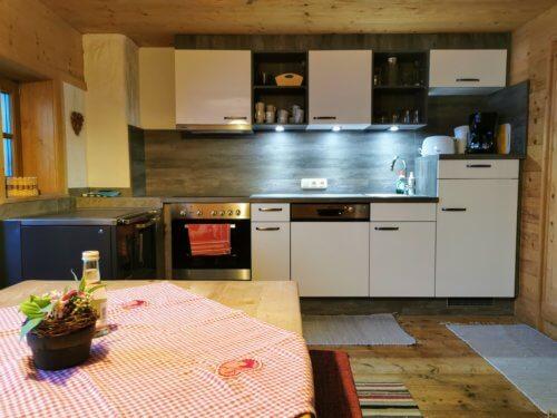 Hütte Mittleres Zillertal - Ganze Unterkunft - Küche