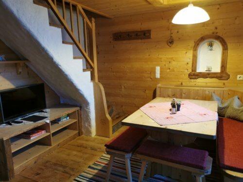 Hütte Mittleres Zillertal - Ganze Unterkunft - Wohnbereich