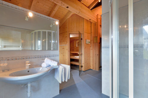 Selbstversorgerhaus Vorderes Zillertal 2 - Badezimmer