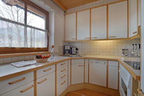 Selbstversorgerhaus Vorderes Zillertal 2 - Küche