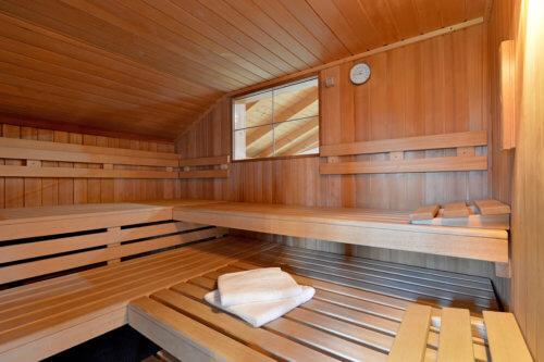 Selbstversorgerhaus Vorderes Zillertal 2 - Sauna