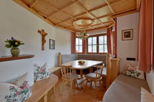 Selbstversorgerhaus Vorderes Zillertal 2 - Wohnbereich