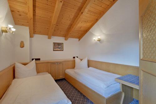 Selbstversorgerhaus Vorderes Zillertal 2 - Schlafzimmer