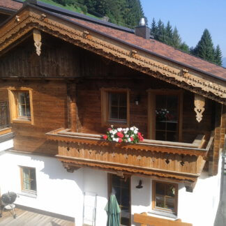 Selbstversorgerhaus Mittleres Zillertal - Aussenansicht