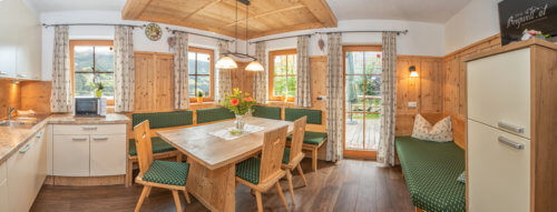 Selbstversorgerhaus Mittleres Zillertal - Ganze Unterkunft - Wohnküche