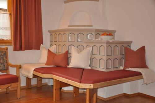 Selbstversorgerhaus Vorderes Zillertal 4 - Appartement 1 - Wohnbereich