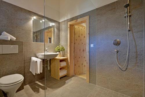 Selbstversorgerhaus Vorderes Zillertal 6 - Badezimmer