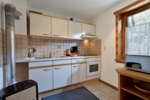 Selbstversorgerhaus Vorderes Zillertal 6 - Küche