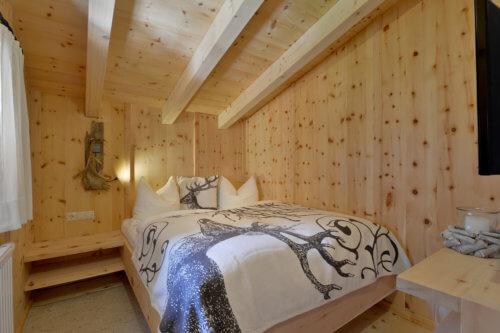 Selbstversorgerhaus Vorderes Zillertal 6 - Schlafzimmer